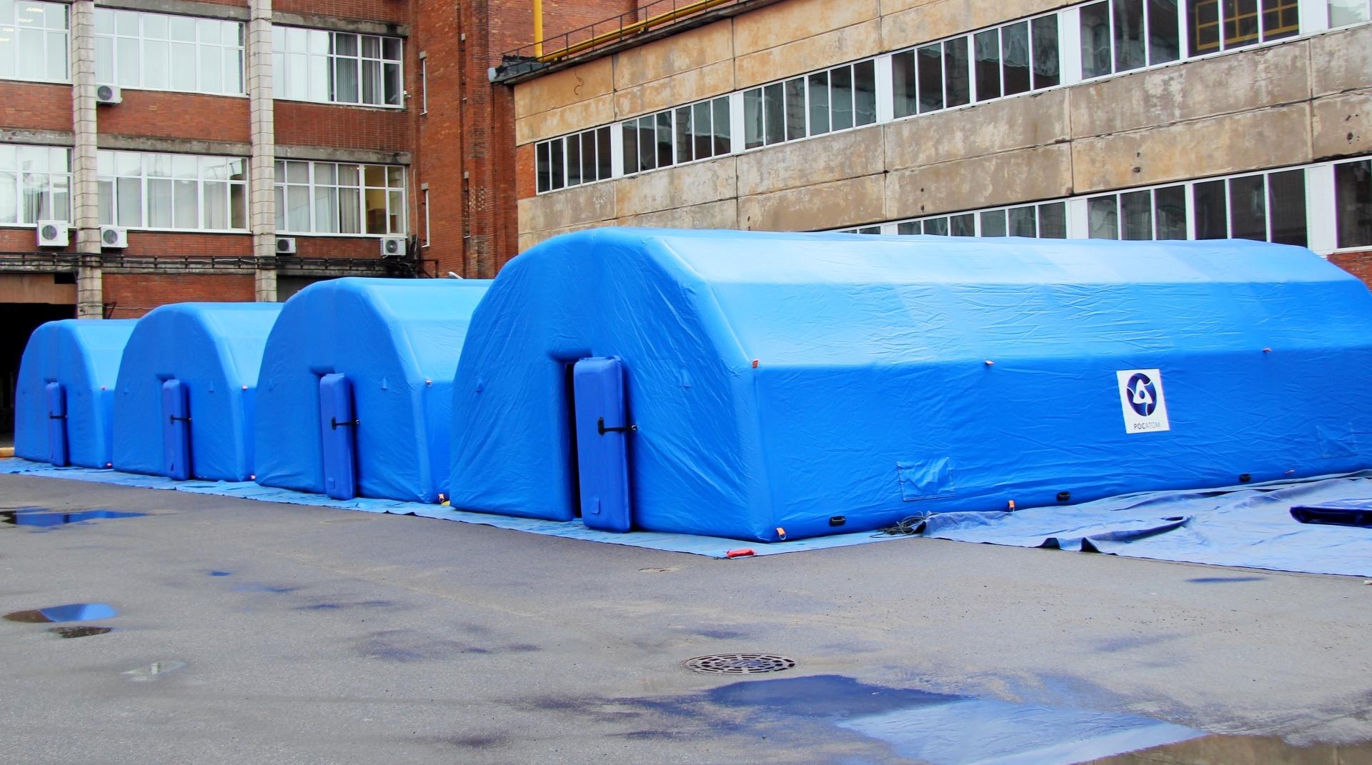 Палатки ПКМ-А43